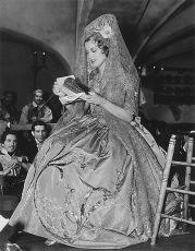 Španělská vyzvědačka (1937)