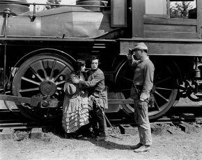 Frigo na mašině (1927)