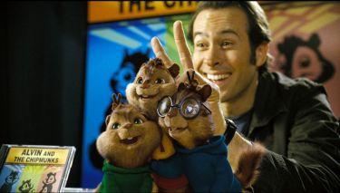 Alvin a Chipmunkové (2007)