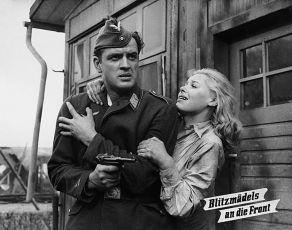 Blitzmädels an die Front (1958)
