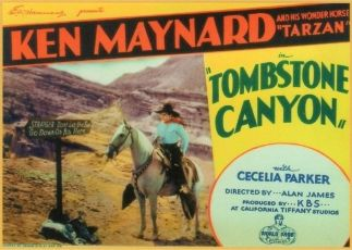 Tombstone Canyon (1932)