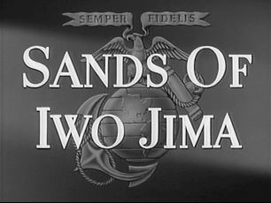 V pískách Iwo Džimy (1949)