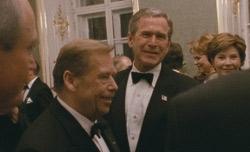 Občan Havel - Kandidát, Dusno (2009) [TV film]