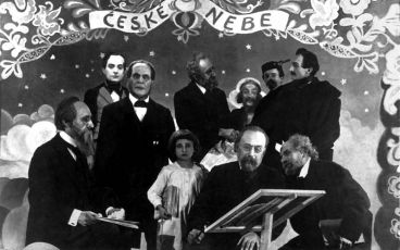 České nebe (1918)