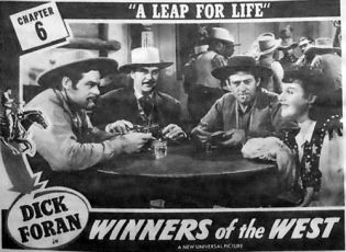 Winners of the West (1940)