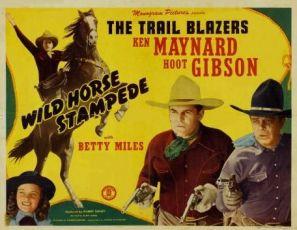 Wild Horse Stampede (1943)