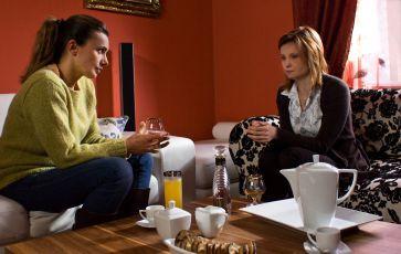 Alice Bendová a Jitka Schneiderová