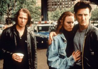 Gary Oldman,  Robin Wright a Sean Penn