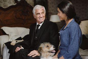 Jean-Paul Belmondo a Hafsia Herzi