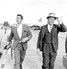 Dean Martin a  Frank Sinatra