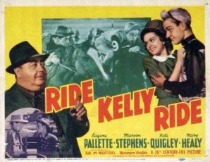 Ride, Kelly, Ride (1941)