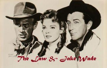 Zákon a Jake Wade (1958)