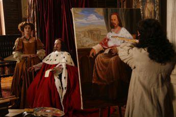 Královna a kardinál (2009) [TV film]