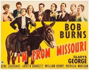 I'm from Missouri (1939)