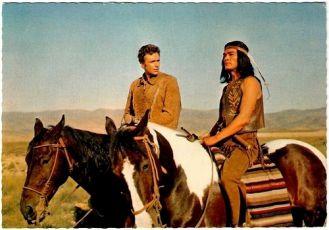 Poslední mohykán (1965)