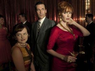 Šílenci z Manhattanu (2007) [TV seriál]