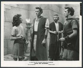 David a Batšeba (1951)