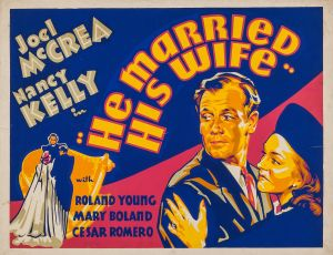 He Married His Wife (1940)