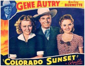 Colorado Sunset (1939)