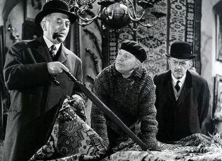 Vladimír Šmeral, Olga Scheinpflugová a František Filipovský