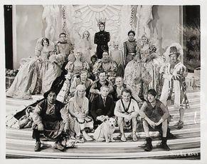 Sen noci Svatojánské (1935/1)