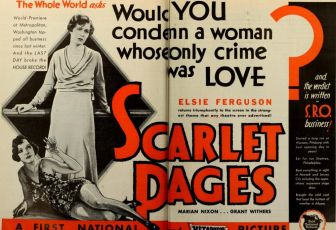 Scarlet Pages (1930)