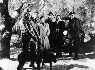 Kletba kočičích lidí (1944)