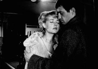 Jeanne Moreau a Jean-Paul Belmondo
