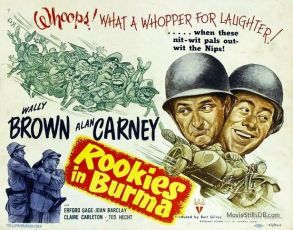 Rookies in Burma (1943)