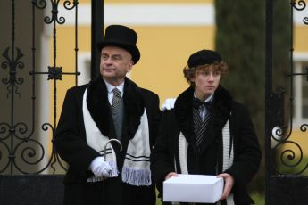 Bořivoj Navrátil a Oldřich Hajlich