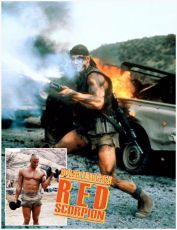 Rudý škorpión (1988)