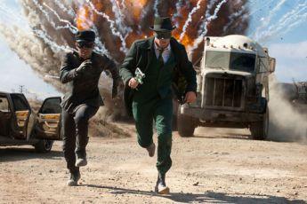 Zelený sršeň (2010)