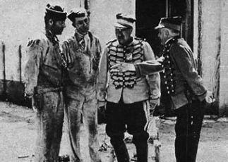 Ten vojenský život (1932)