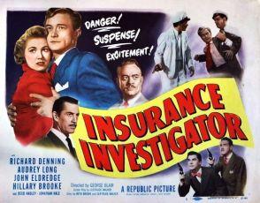 Insurance Investigator (1951)