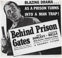 Behind Prison Gates (1939)