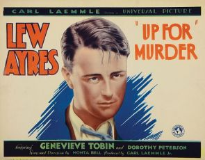 Up for Murder (1931)