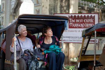 Báječný hotel Marigold (2012)