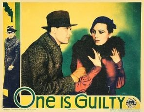 One Is Guilty (1934)
