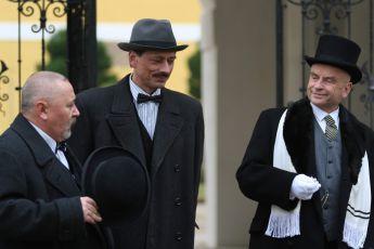 Ota Jirák, Ivan Urbánek a Bořivoj Navrátil