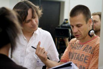 Martin Dolenský a  Michal Malátný