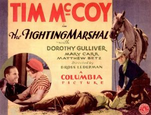 The Fighting Marshal (1931)
