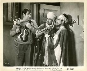 Raiders of the Desert (1941)