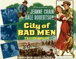 City Of Bad Men (1953)