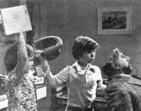 Dobrodružství s Blasiem (1974)