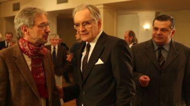 Andrzej Seweryn,  Krzysztof Globisz