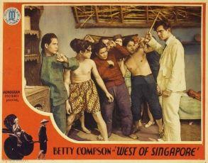 West of Singapore (1933)