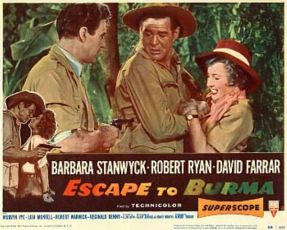 Útěk do Barmy (1955)