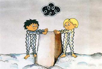 Pohádky z Větrné Lhoty (1985) [TV seriál]
