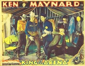 King of the Arena (1933)