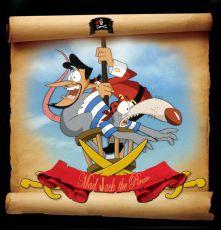 Pirát divoký Jack (1998) [TV seriál]
